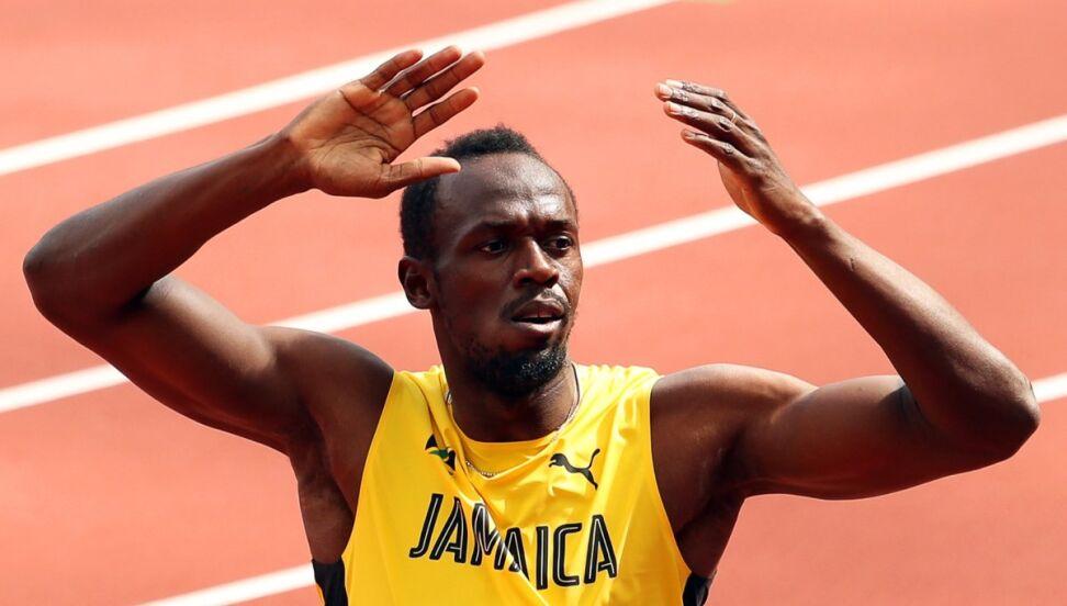 Bolt miał lecieć po ostatni medal. Kontuzjowany runął na bieżnię