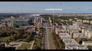 Którędy pojedzie tramwaj na Kasprzaka? Wizualizacja