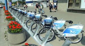 Startuje miejski rower