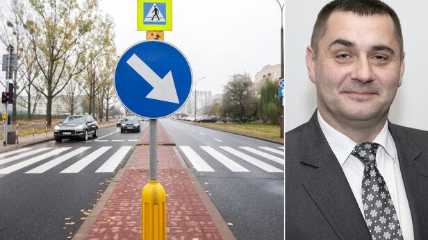 Robert Kempa i konfliktowa ulica Stryjeńskich ZDM / UD Ursynów