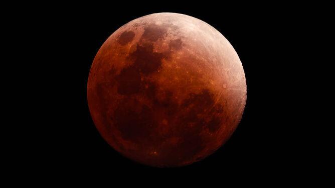 Już w tym miesiącu pierwsze od dwóch lat całkowite zaćmienie Księżyca
