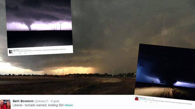Ajax pustoszy USA. Tylko jednego dnia powstało aż 20 tornad