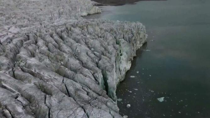Gigatona lodu przykryłaby Central Park warstwą grubą na ponad 300 metrów. Lodowce tracą ich dużo więcej