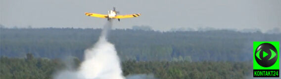 Polskie lasy suche jak kartka papieru. Najwyższy stopień zagrożenia