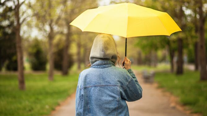 Pogoda na dziś: przelotny deszcz, maksymalnie 19 stopni
