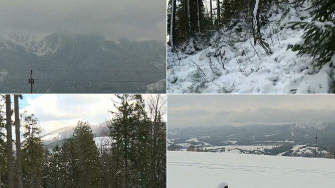 Zagrożenie lawinowe w Tatrach i Beskidach