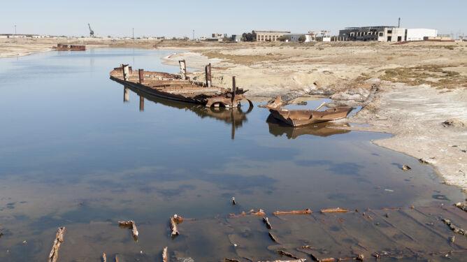 3 miliardy dolarów, by ratować znikające Jezioro Aralskie