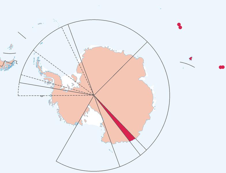 Położenie Ziemi Adeli (Aotearoa/Wikimedia/CC BY-SA 3.0)