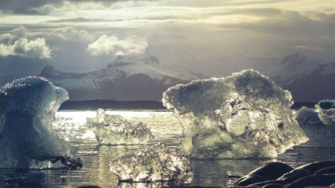 Radioaktywne wody Arktyki. <br />Dwa razy więcej radu-228 niż w 2007