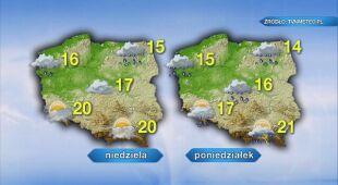 Maciej Dolega o prognozie pogody na najbliższe dni